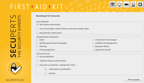 first-aid-kit-virus-scan-de